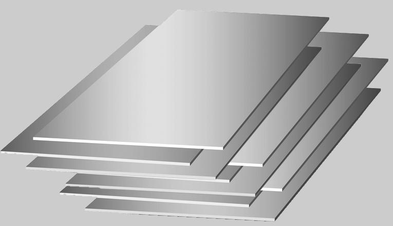 лазерно рязане на метални листове